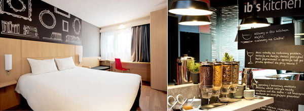 Top hoteles economicos Varsovia