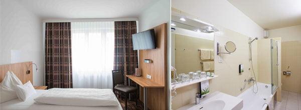 Top hoteles economicos Viena