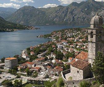 Montenegro desde Dubrovnik
