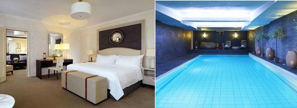 Mejores hoteles en Varsovia