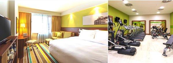 top mejores hoteles en varsovia