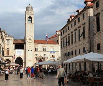 Torre del Reloj Dubrovnik