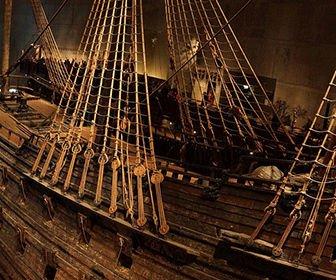Vasa Museum Vikingo Estocolmo