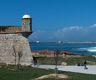 Fortaleza de san Francisco Javier
