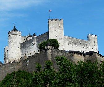 ruta de tres dias en Salzburgo
