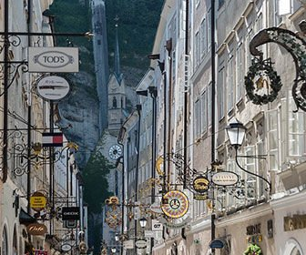 Viaje a Salzburgo