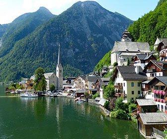 Hallstat desde Salzburgo