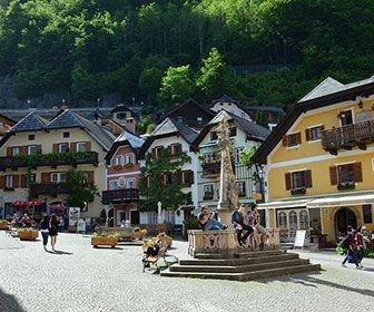 Ir a Hallstat desde Salzburgo