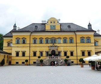Itinerario de viaje de Salzburgo