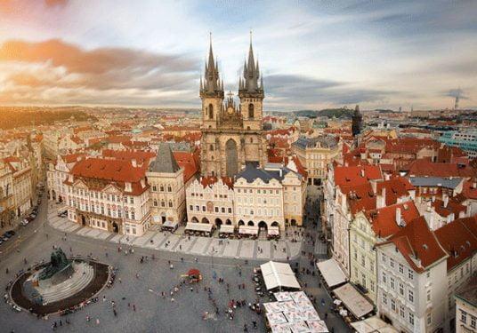 En cuantos dias ver Praga
