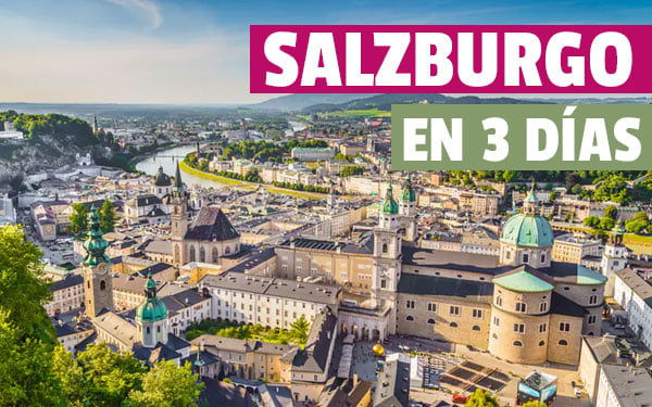 que ver en Salzburgo en 3 días