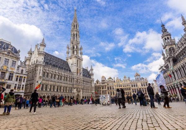En cuantos dias se ve Bruselas