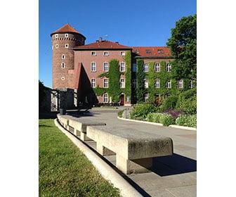 Castillo de Cracovia Wawel