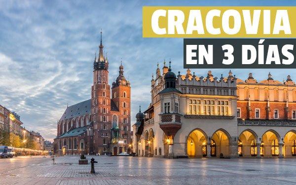 Cracovia en tres dias