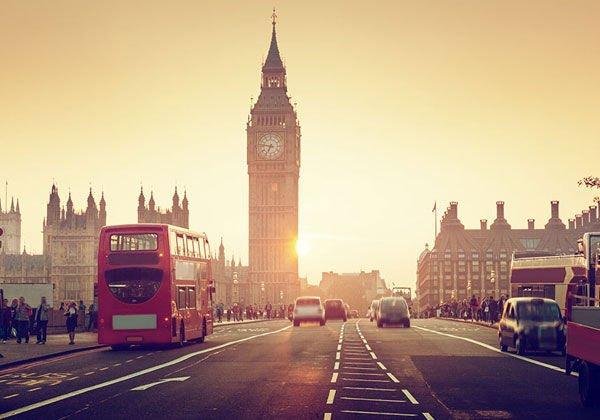 ¿En cuantos días se ve Londres?