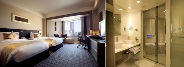 5 mejores hoteles de tokio