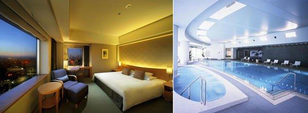 mejores hoteles tokio