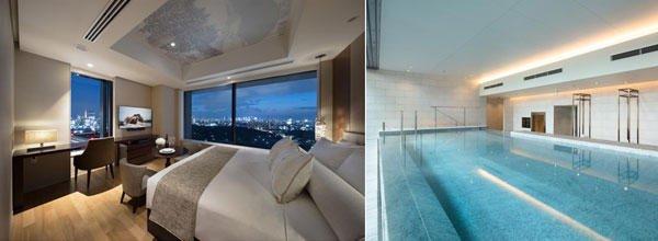 Top hoteles de tokio