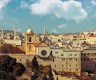 Ir a Belen desde Jerusalen