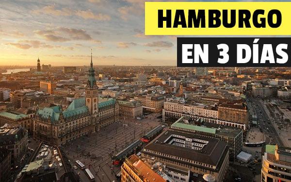 Hamburgo en tres dias