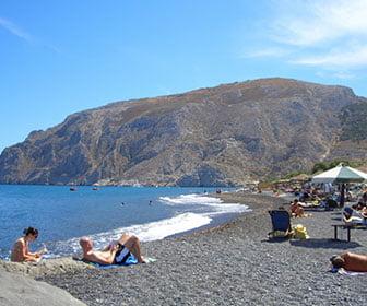 3 días en la Isla de Santorini