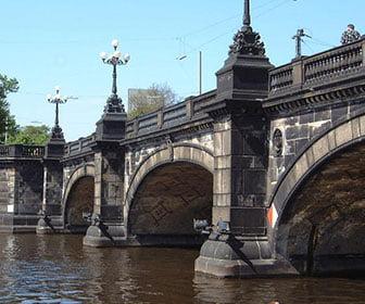 Puentes en hamburgo