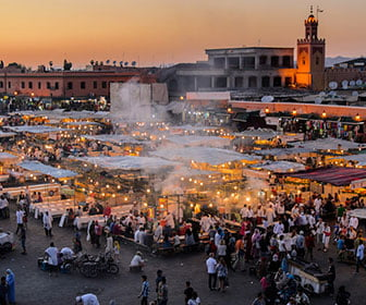 Lo que no puedes perderte si viajas a Marrakech