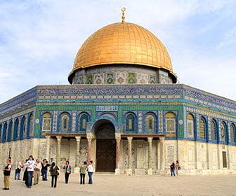 guia de viaje de jerusalen