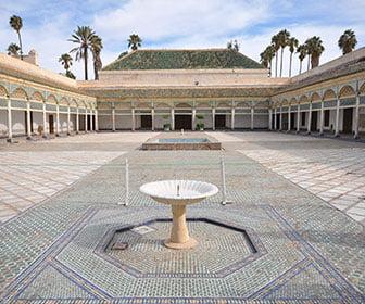 que ver en un fin de semana en marrakech