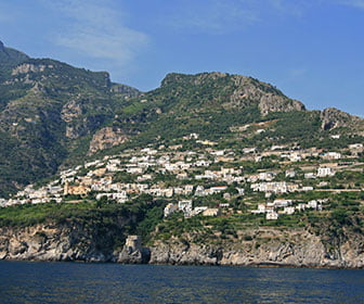 Pueblos con encanto de la costa amalfitana