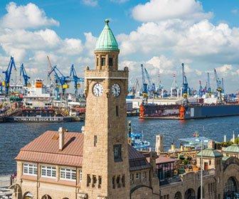 Viajar a Hamburgo