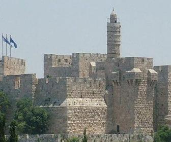Monumentos en Jerusalen