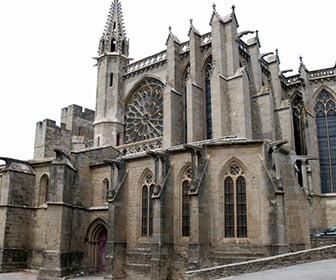 Basilica de San Nazario Carcassonne