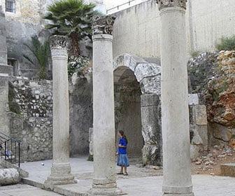 tres dias en jerusalen