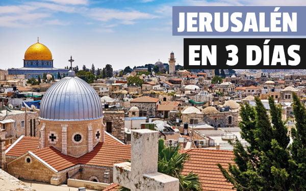 Que ver en Jerusalén en tres dias
