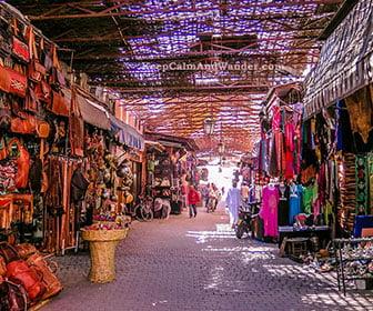 Ver la medina de Marrakech