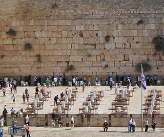guia de viaje de jerusalen en 3 dias