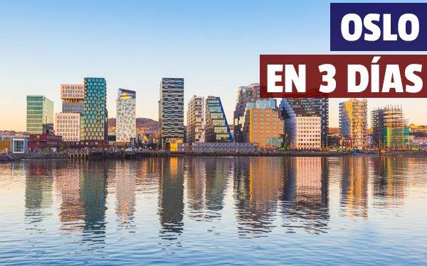 Oslo en 3 días