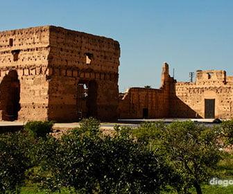 Marrakech en 3 dias