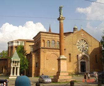 Iglesias de BOlonia