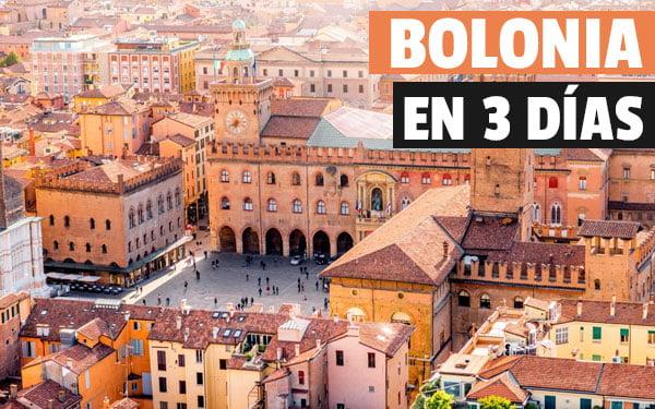 Que ver en Bolonia en tres dias