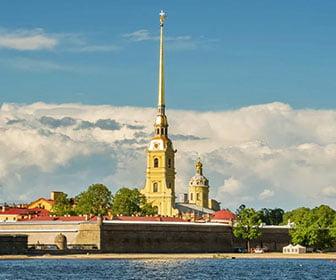 itinerario de San Petersburgo en 3 dias