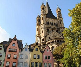 Iglesias de Colonia