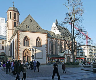 Guia de viaje de Frankfurt en 3 dias