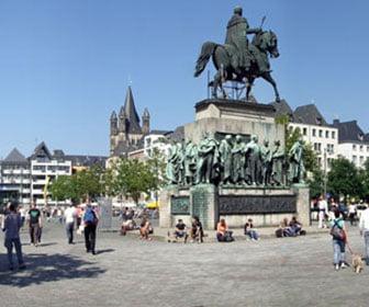 guia de viaje de Colonia