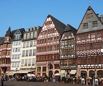 Fin de semana en Frankfurt