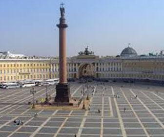 que visitar en San petesburgo