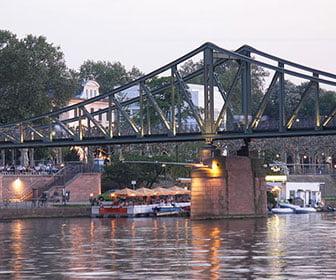 Escapada de fin de semana a Frankfurt