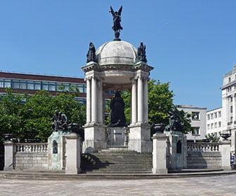 Monumentos de Liverpool
