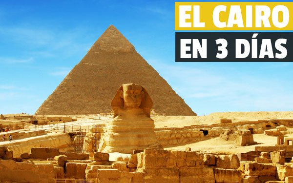 Que ver en Cairo en tres dias